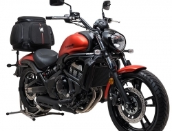 Promotion - Kawasaki Vulcan S 650 with Side Box