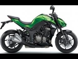 New Arrival - Kawasaki Z650 ABS Naked