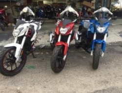 KTNS z2 fz ns200 20 barang foc (Red)