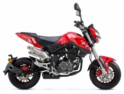 Benelli tnt 135 new bike with many free gift