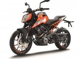 ktm duke 250 abs with 13 foc