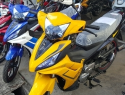 Demak EVO Z125 R (Yellow)