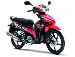 HONDA WAVE DASH 1 DISC (Red)