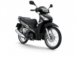 Honda Wave 125i (2 Disc) (Black)