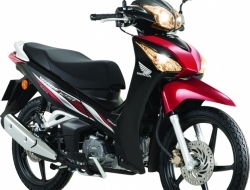 Honda Wave 125i (2 Disc) (Red)