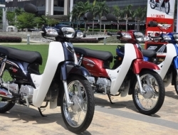 HONDA DREAM EX5 FI (Black)