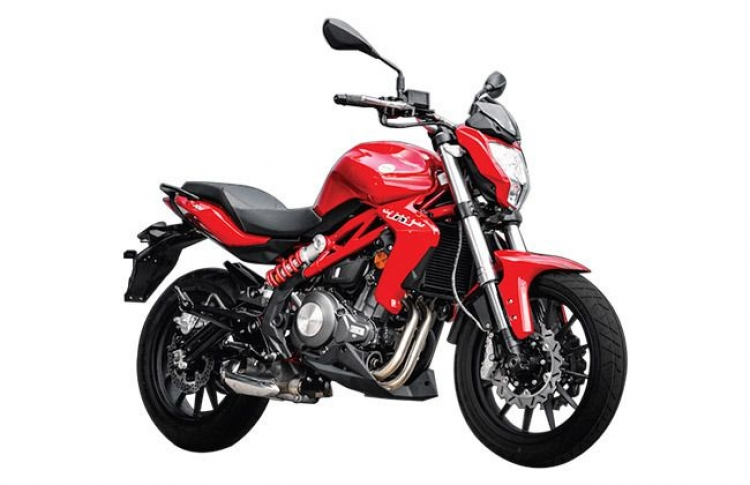 BENELLI TNT 250 (READY STOCK) (Red)