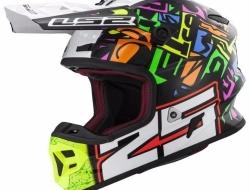 LS2 MX456 LIGHT PUNCH IVAN CERVANTES Motorcycle Helmet