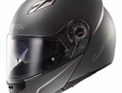 LS2 FF370 EASY MATT TITANIUM Motorcycle Helmet