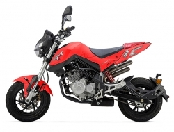 BENELLI TNT 135 (READY STOCK) (Red)