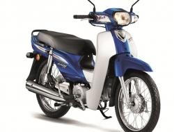 Honda EX5 Dream 110 Fi (E.Starter) (Blue)