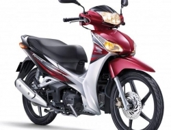 Honda Future Fi (2 disc) (Red)
