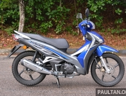 Honda Future Fi (2 disc) (Blue)