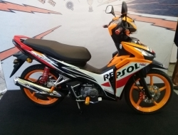Honda Wave Dash Fi (REPSOL EDITION)