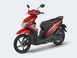 Honda Beat (Red)