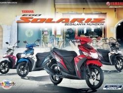 Yamaha Solariz (Blue)