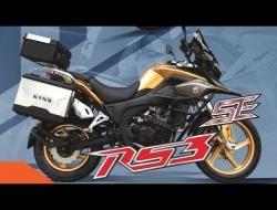 KTN RS3 SE (Gold)