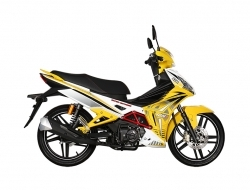 SYM SPORT RIDER 125i New (Yellow)