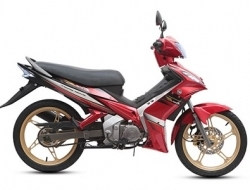 Demak evo z 110 promosi (Red)