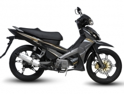 Demak evo z 110 promosi (Black)