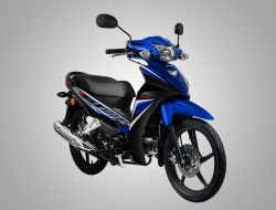 Promosi Wave Alpha 110 (Blue)