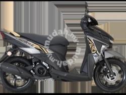 2017 2017 Yamaha Ego Avantiz 125 (Whatapps-Apply)