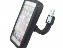 MOTORCYCLE WATERPROOF MOBILE HAND PHONE HOLDER