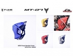 Yamaha Mt07 FAKIE front sprocket cover