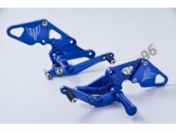 Yamaha Mt07 racing footrest