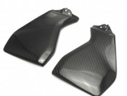 YAMAHA MT09 CARBON FIBER REAR SIDE TANK COVER