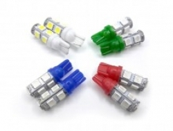 UNIVERSAL MOTORCYCLE T10 HEADLAMP BULB D2