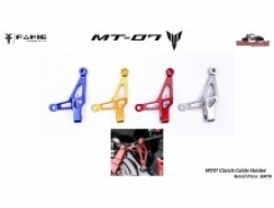 Yamaha Mt07 FAKIE Clutch cable holder