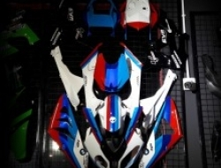BMW S1000RR 10-14 FAIRING SET D1