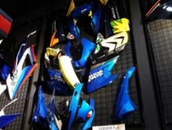 BMW S1000RR 15-17 FAIRING SET D2