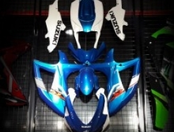 SUZUKI K8 FAIRING SET D1