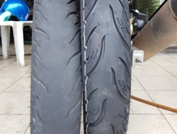 Timsun Tyre TS692 90/80/17 Soft Compound