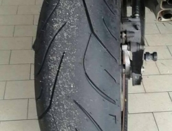 Timsun Tyre TS689 180/55/17 Soft Compound
