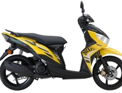 2017 Sym Jet Power125SE (Yellow)