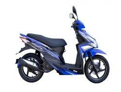 2018 Sym Jet Power125SE (Blue)