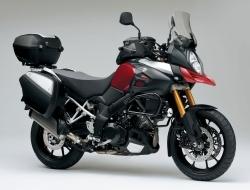 V-STROM 1000 ABS (Red)