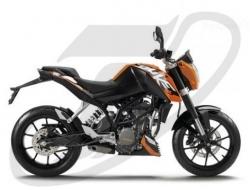 200 DUKE (Orange)