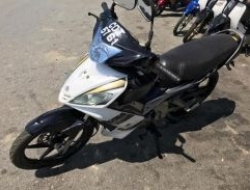 2016 Demak Evo Z 110 On the Road Pattern LC V1