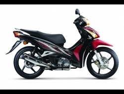 new honda wave future - Red, Blue, Grey