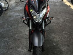 new modenas ns200 - Red, Grey