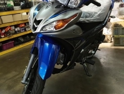 New color yamaha lagenda 115 z (e) (Blue)