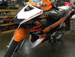 New color modenas dinamik 120 Blue, Red, Yellow, Orange