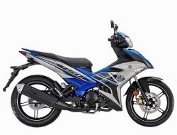 Yamaha Y15ZR (Blue)