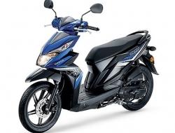 Honda BEAT (Blue)