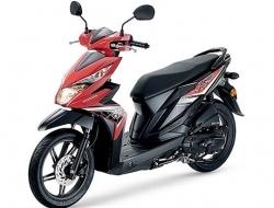 Honda BEAT (Red)