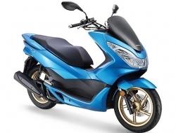 Honda PCX150 (Blue)